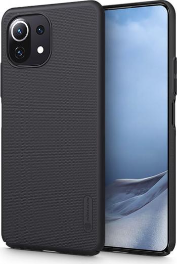Husa Nillkin Frosted Shield Xiaomi Mi 11 Lite 4G/5G Accesorii Diverse Telefoane