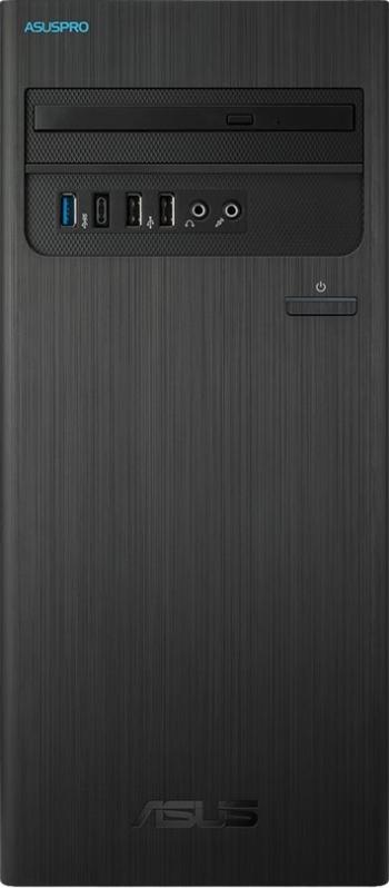 Desktop ASUS D340MC Intel Core (8th Gen) i7-8700 512GB SSD 8GB DVD-RW Negru
