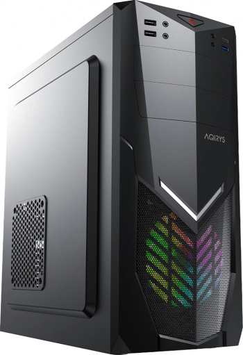 PC Gaming Diaxxa Smart Choice AMD Ryzen 3 2200g 3.5GHz 1TB HDD+SSD 256GB 16GB DDR4 Radeon RX Vega 8 Calculatoare Desktop