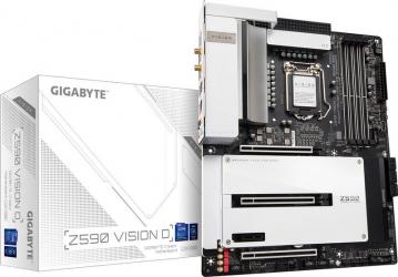 Placa de baza GIGABYTE Z590 VISION D Socket LGA1200