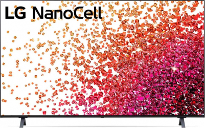 Televizor NanoCell 139cm LG 55NANO753PA Ultra HD 4K Smart TV Televizoare