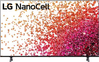 Televizor NanoCell 126cm LG 50NANO753PA Ultra HD 4K HDR Smart TV Televizoare