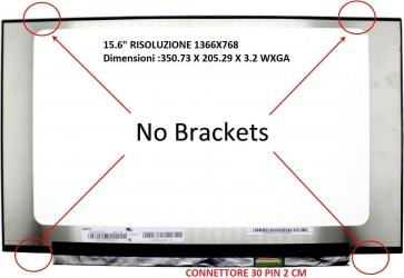 Display laptop InnoLux N156BGA-EA3 Rev. C2 15.6 inch LED slim nano edge HD 30 pini Accesorii Diverse