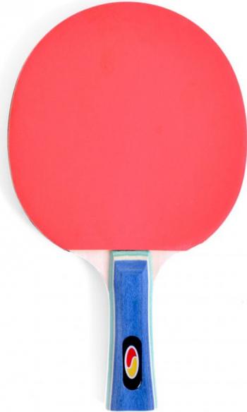 Paleta tenis de masa ping-pong SMJ Faster rosu-negru