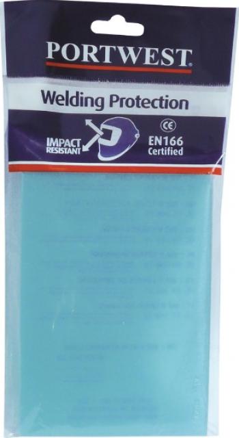 Lentile incolore de rezerva Portwest pentru masca de protectie sudura Bizweld Plus 5buc Articole protectia muncii