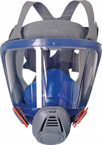 Masca de protectie integrala cu protectie faciala cu 2 BUC filtru A2 ADV3221