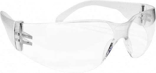 Ochelari de protectie Cansas din policarbonat antizgariere