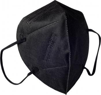 Set 10 buc culoare Neagra Masca respiratoare KN95 FFP2 sigilate certificate CE Masti chirurgicale si reutilizabile