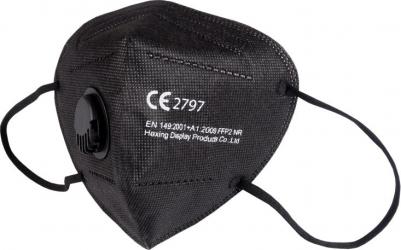 Set 20 bucati Masca FFP2 cu ValvaSupapa Filtrare BFE and ge 95 Ambalata individual Masti Conforme cu CE Masti chirurgicale si reutilizabile