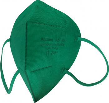 Set 5 Masca Vernil FFP2 model and nbsp AD-1001 5 straturi Conforma cu CE Masti chirurgicale si reutilizabile