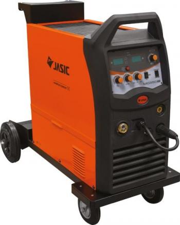Aparat de sudura JASIC MIG 350 N271 MIG-MAG TIG MMA + Dispozitiv Magnetic + Masca de sudura + Adaptor role + Sarma sudura