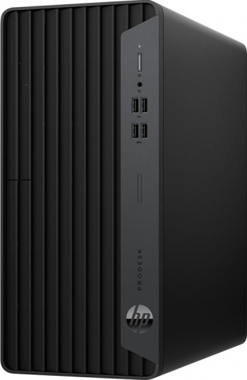Desktop HP ProDesk 400 G7 MT Intel Core (10th Gen) i3-10100 256GB SSD 8GB WIn10 Pro DVD-RW Mouse+Tastatura