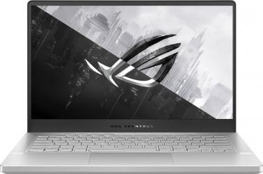 Laptop Gaming ASUS ROG Zephyrus G14 GA401QH AMD Ryzen 7 5800HS 512GB SSD 8GB GeForce GTX 1650 4GB FullHD FPR T.il. Moonlight White