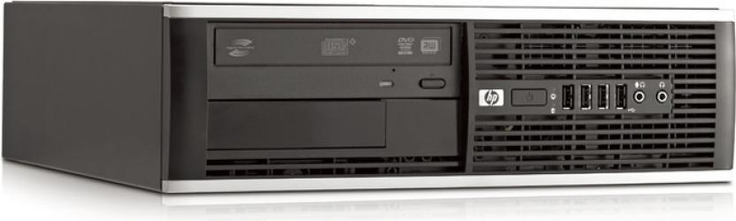 Calculator Refurbished HP 6005 SFF AMD Athlon II x2 215 2.70GHz 4GB DDR3 250GB SATA DVD-RW
