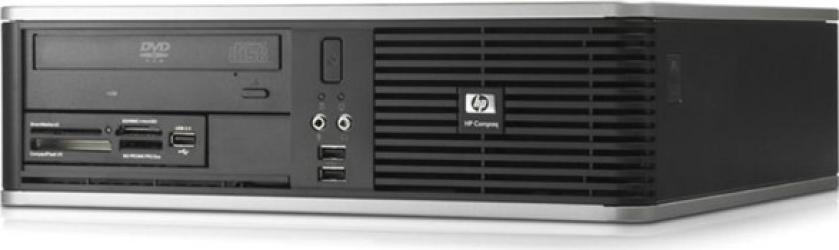 Calculator Refurbished HP DC5850 AMD Athlon 64 X2 5200B 2.70GHz 4GB DDR2 160GB SATA DVD-RW