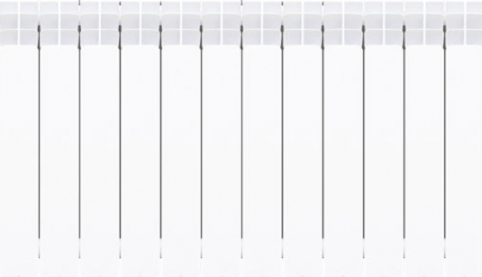 Calorifer/Radiator aluminiu Green 600 12 elementi Calorifere si accesorii