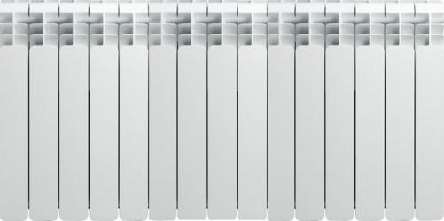 Calorifer/Radiator aluminiu Tropical 350 15 elementi Calorifere si accesorii