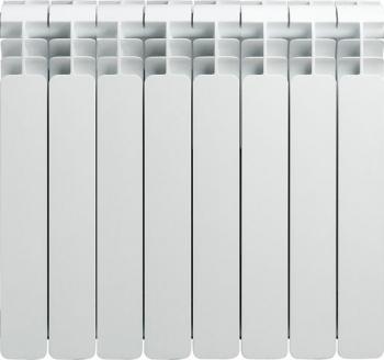 Calorifer/Radiator aluminiu Tropical 350 8 elementi Calorifere si accesorii