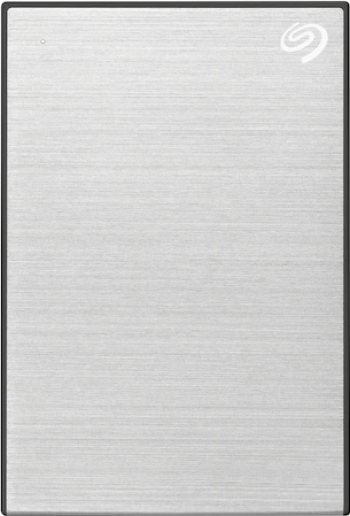 Hard Disk extern Seagate One Touch 5TB USB 3.2 2.5 inch Silver