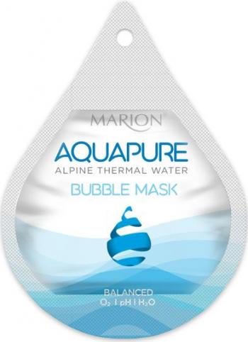 Masca de fata Marion Aquapure Bubble Mask 4 ml Masti, exfoliant, tonice