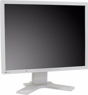 Monitor Refurbished EIZO FlexScan S2100 21 Inch LCD 1600 x 1200 VGA DVI Monitoare LCD LED Refurbished