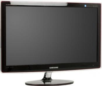 Monitor Refurbished Samsung P2470 24 Inch LCD Full HD 1920 x 1080 VGA DVI HDMI Monitoare LCD LED Refurbished