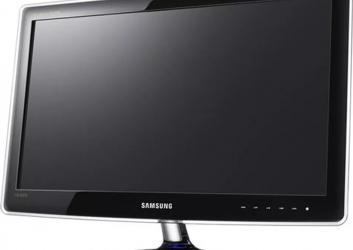 Monitor Refurbished Samsung XL2370 24 Inch LCD 1920 x 1080 Full HD DVI HDMI Monitoare LCD LED Refurbished