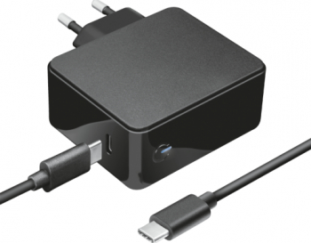 Incarcator Laptop Trust Maxo pentru Apple MacBook 61W Negru