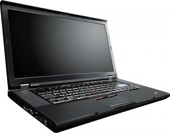 Laptop Refurbished Lenovo ThinkPad W510 Intel Core i7-820QM 4GB 320GB Fara Webcam Placa Video Nvidia Quadro FX880M DVD-RW 15.6 Inch