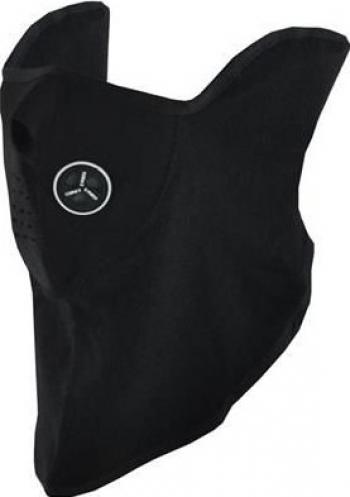 Masca Protectie Frig Si Vant Tip Cagula Din Neopren Ideala Pentru Schi Neagra Sporturi de iarna