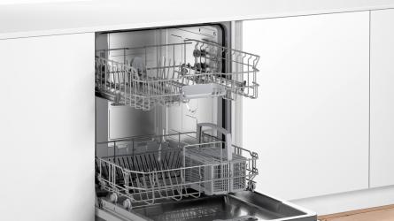 Masina de spalat vase incorporabila Bosch SMV2ITX22E 12 seturi 5 programe Clasa E Home Connect 60 cm