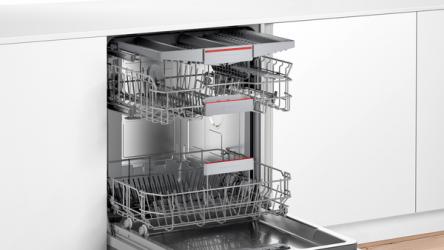 Masina de spalat vase incorporabila Bosch SMV4EVX14E 13 seturi 6 programe Clasa C Home Connect 60 cm