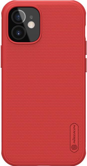 Husa Nillkin Super Frosted Shield Apple iPhone 12 Mini 5.4 Rosu