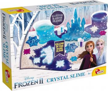 Set experimente Frozen 2 - Slime de cristal
