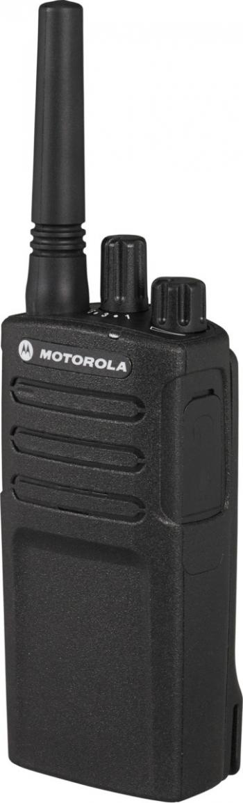 Statie radio profesionala Motorola XT420 PMR portabila 16 canale Negru