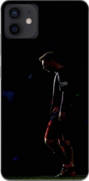 Husa silicon Xiaomi Mi 10 PRO - Leo Messi 55 Accesorii Diverse Telefoane