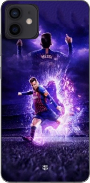 Husa silicon HUAWEI P40 Lite - Leo Messi 17