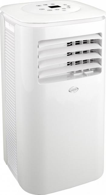 Aparat de aer conditionat portabil ARGO Ares 10.000 BTU Clasa A Autorestart Memorie R290 Kit instalare inclus Alb Aparate de Aer Conditionat