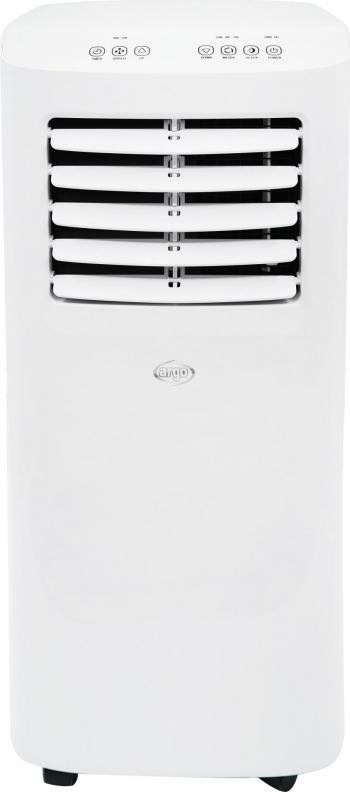 Aparat de aer conditionat portabil ARGO EGON 8.000 BTU Clasa A Autorestart Soft Touch Memorie R290 Kit instalare inclus Alb Aparate de Aer Conditionat