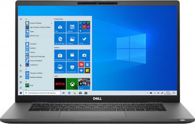 Laptop Dell Latitude 7520 Intel Core (11th Gen) i7-1185G7 512GB SSD 16GB Iris Xe FullHD Win10 Pro Tast. ilum. Laptop laptopuri