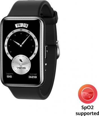 Smartwatch Huawei Watch Fit Graphite Black