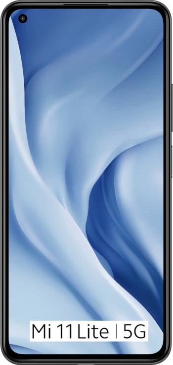 Telefon mobil Xiaomi Mi 11 Lite 128GB 6GB RAM Dual SIM 5G Truffle Black Telefoane Mobile