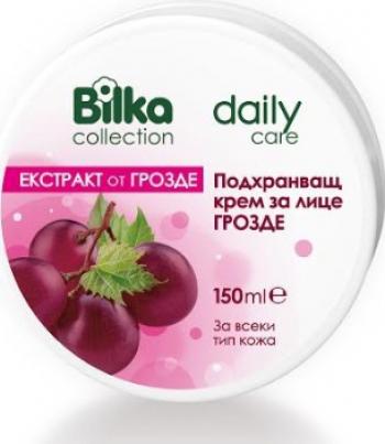 Crema de Fata cu Glicerina si Extract de Struguri Rosii - 150ML