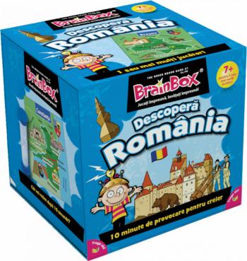 Descopera Romania BrainBox