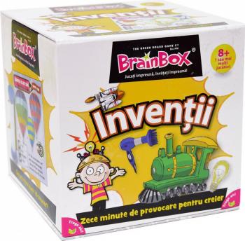 Inventii BrainBox