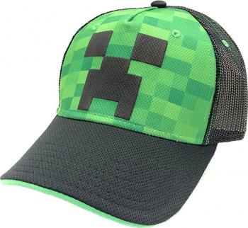 Sapca Minecraft Creeper V1