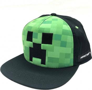Sapca Minecraft Creeper V2