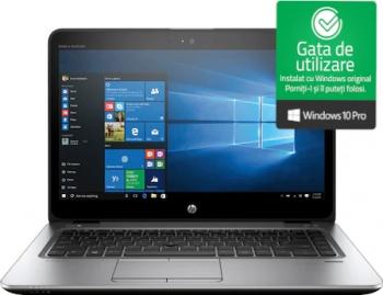 Laptop HP EliteBook 840 G3 Intel Core i5-6300U 2.40GHz up to 3.00GHz 8GB DDR4 256 SSD 14Inch Win10 Pro Refurbished