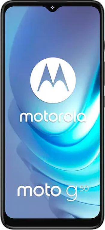Telefon mobil Motorola Moto G50 64GB Dual SIM 5G Super Grey Telefoane Mobile