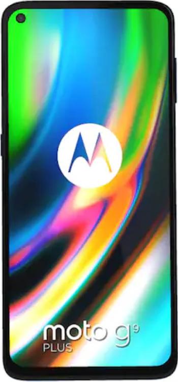 Telefon mobil Motorola Moto G9 Plus 128GB Dual SIM 4G Navy Blue